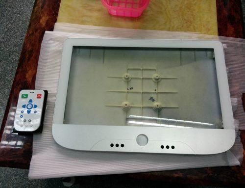 Aluminium cases for android TV